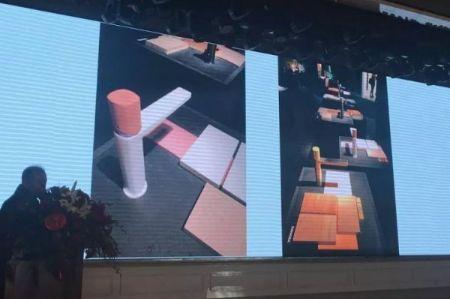中国建筑卫生陶瓷协会七届五次理事会议系列活动圆满召开舒兰